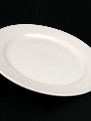 "LARGE DINNER PLATE 11"" CLASSICAL VALUE"